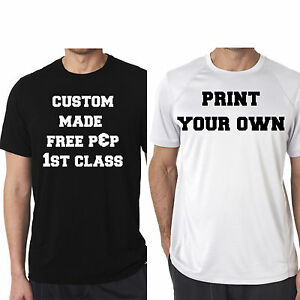 make your own t shirt custom fun party mens tee shirts