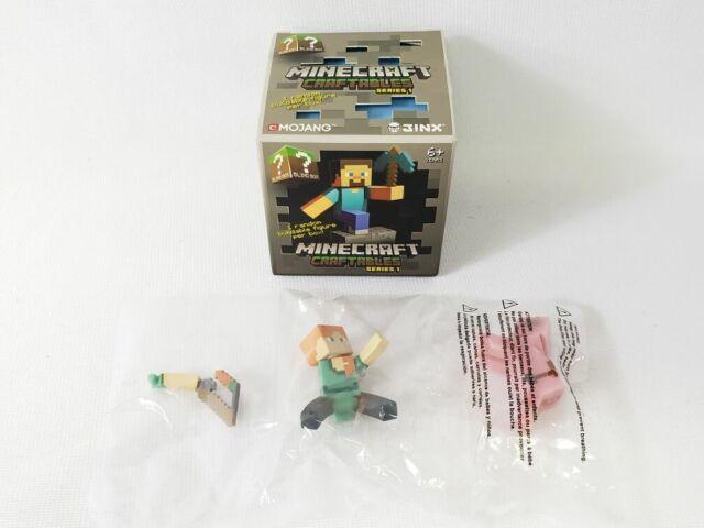 Squid Minecraft Deluxe Craftables Series 1 3-Inch Figure