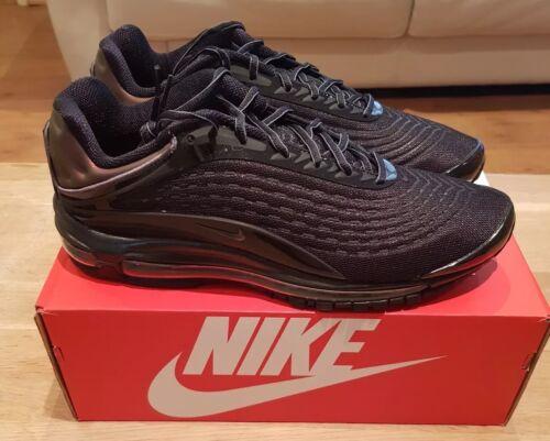 Negro Max Air Uk Nike Deluxe 12 Triple zxFwCwI5q