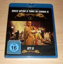 Blu Ray - Once Upon a Time in China II - Es war einmal in China 2 - Neu OVP