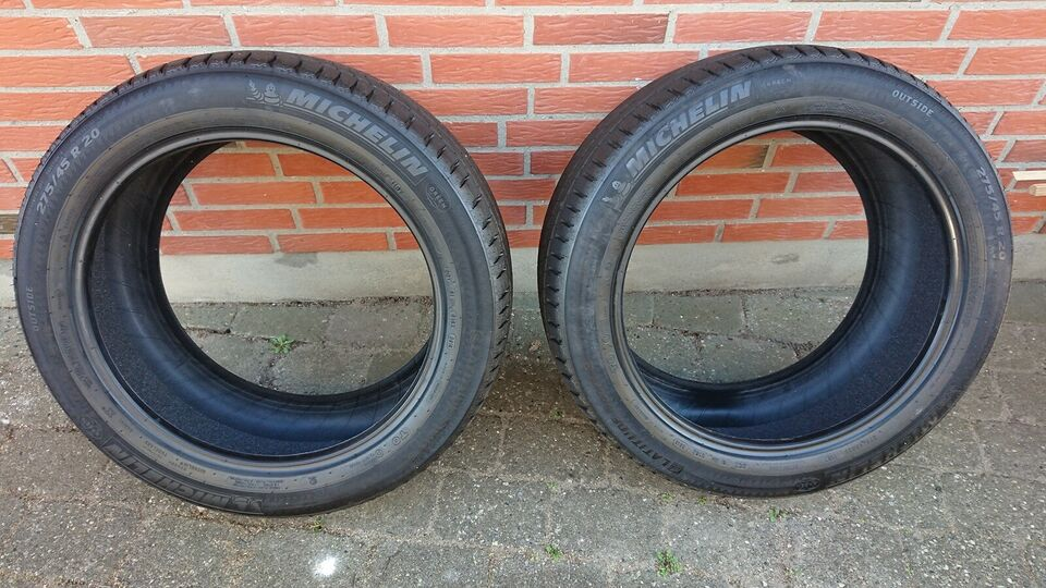 Sommerdæk, Michelin, 275 / 45 / R20