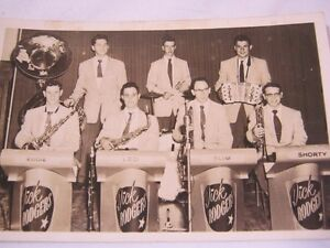 Dick Rodgers Polka Orchestra Band Photo & Schedule T*