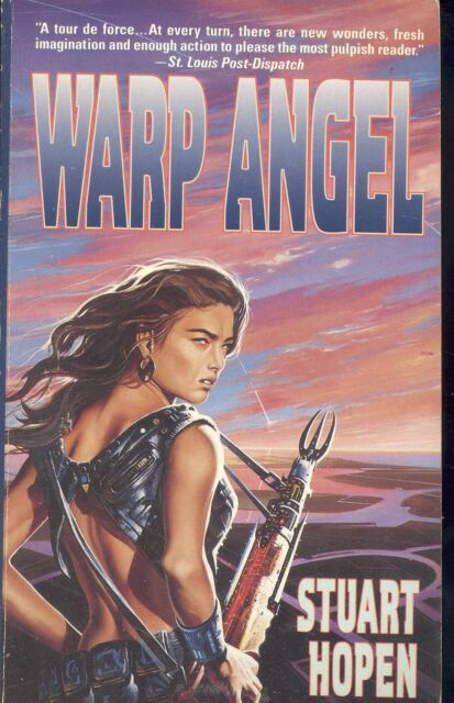 Warp Angel by Stuart Hopen (1996, Paperback)