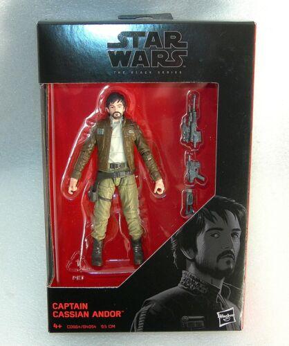 """Star Wars 3.75/"""" Black Series Figures NIP Clone Commanders Asst"""