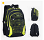 Kids Boys Girls Waterproof Shoulder Backpack School Book Bag Fit For Grade 2-6