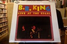 B.B. King Live at the Regal LP sealed vinyl RE reissue Ace