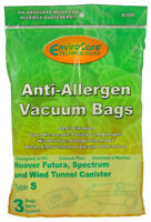 Hoover Type S Canister Vacuum Cleaner Bags Hr-1449a