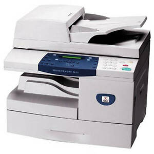 XEROX WC M20 DRIVERS FOR WINDOWS XP