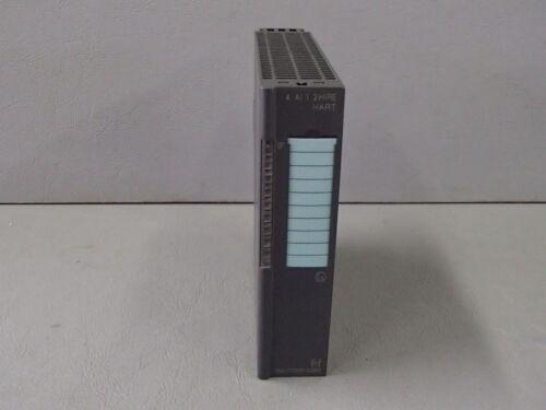 Module 4 entrées  USED 6ES7134-7TD00-0AB0 6ES71347TD000AB0 SIEMENS
