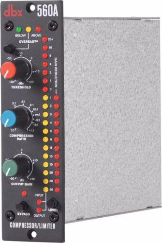 DBX 560A  Compressor//Limiter DBX-560A