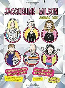Jacqueline Wilson Annual 2015 (Annuals 2015), , Used; Good Book