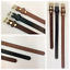 1//2 in Adjustable Leather Strap Extenders Extensions for Bag Straps 3 lengths