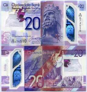 SCOTLAND-20-POUNDS-2019-2020-CLYDESDALE-BANK-POLYMER-P-NEW-UNC