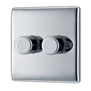 BG-Electrical-NPC82P-Nexus-Metal-Polished-Chrome-2-Gang-2-Way-Push-On-Off-Dimmer