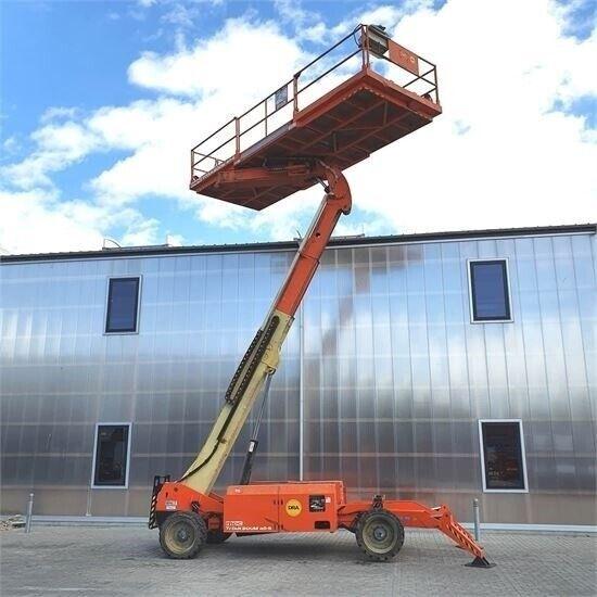 Saxlift, MEC Titan Boom 40-S Saxlifte