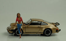 Movie Figur Girl Model Sexy Wendy Figuren Figurines 1:24 American Diorama no car