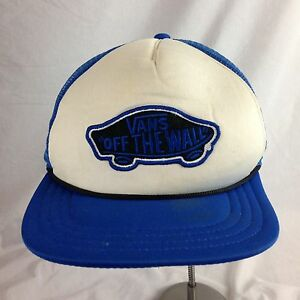Vans Shoes Off The Wall Classic Patch Skate Surf Snapback Cap ... 9a3b4ac1be0d