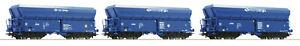 Roco-H0-76078-Selbstentladewagen-Set-der-PKP-Cargo-034-Neuheit-2019-034-NEU-OVP
