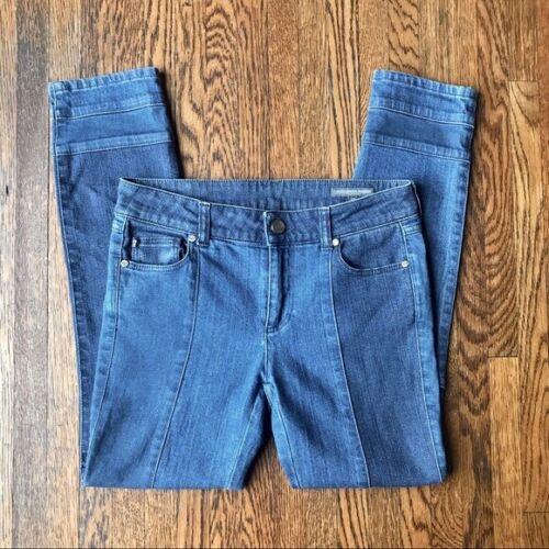 Alexander McQueen Paneled Patchwork Jeans