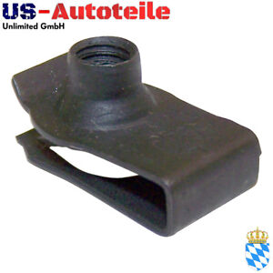 Klammer-mit-Mutter-Chrysler-Sebring-Stratus-Cirrus-JR-2001-2006