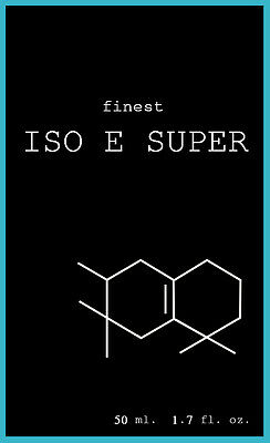 Molecule 01 (Iso E super) finest quality 50ml Identical to Escentric Molecules