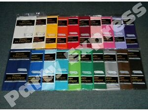 PLASTIC-TABLECOVERS-TABLE-COVER-COVERS-CLOTH-CLOTHS-54-034-X-108-034-22-COLOURS