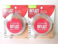 2 Covergirl Outlast Matte Finishing Powder 850 Medium To Deep