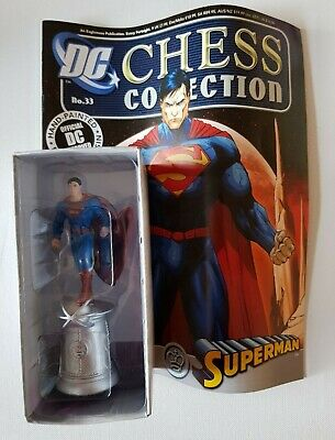 Eaglemoss DC Chess Collection Figurine  SUPERMAN SPECIAL