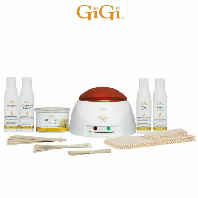Gigi 0366 Student Starter Hair Removal Waxing Kit For Sale Online