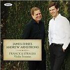 Franck & Strauss: Violin Sonatas (2015)