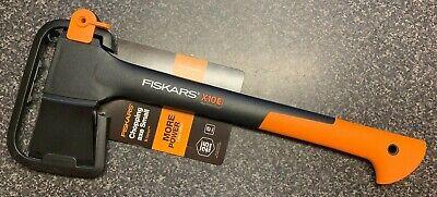Fiskars X10 S Small Chopping Splitting Axe 1015619