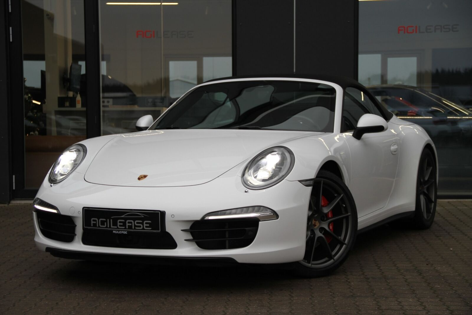 Porsche 911 Carrera 4S 3,8 Cabriolet PDK 2d - 4.200 kr.