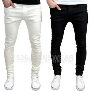 WestAce-Men-039-s-Stretch-Skinny-Fit-Flex-Denim-Jeans-BNWT