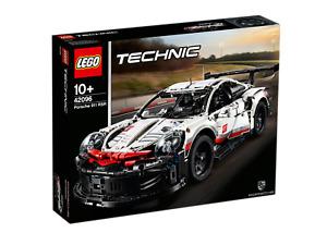 Lego Technic Porsche 911 Rsr (42096) - Une fois assemblé