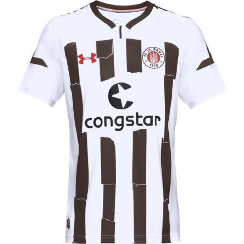 FC ST PAULI Under Armour Away Shirt 2018-2019 NEW Men/'s Jersey Auswarts Trikot