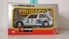 BBURAGO BURAGO LANCIA DELTA S4 MARTINI ART. 0115 1:24 VINTAGE MADE IN ITALY