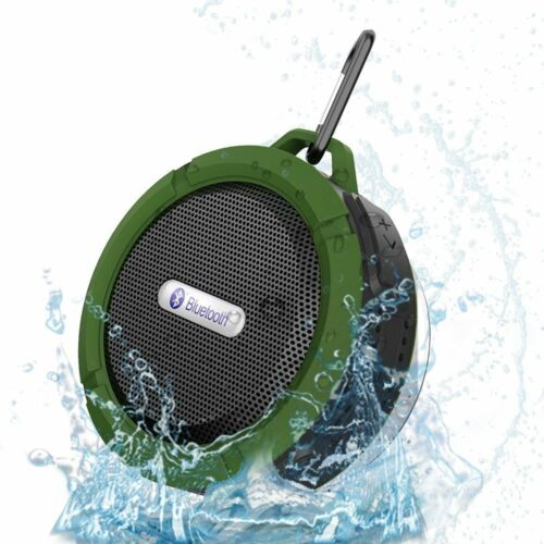 Waterproof Wireless Bluetooth Speaker Outdoor Sports Mini Portable Small Stereo