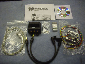 Thunder Heart Stand Alone Ignition System For Harley Twin