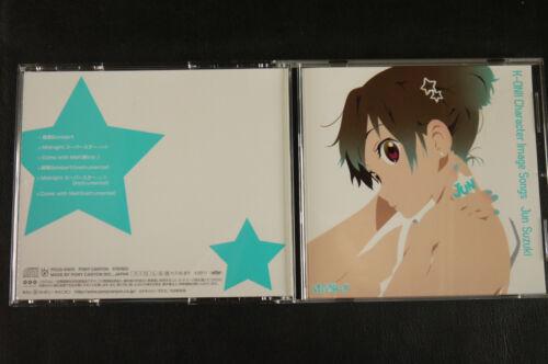 "Character Image Songs /""Jun Suzuki/"" K-On JAPAN CD"