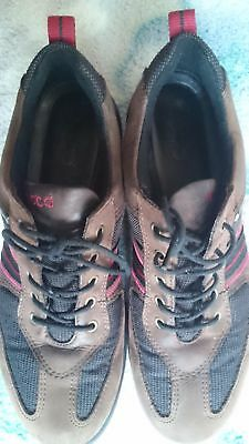 Ecco Leder Schuhe Größe 39 neuwertig.!!!