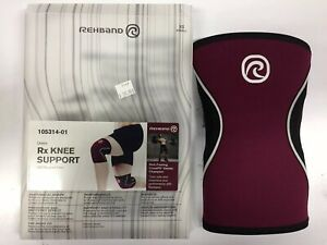 Details About Rehband Knee Sleeve 5mm Brand New Various Colors And Sizes