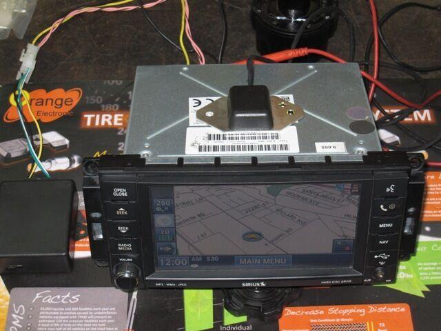 Chrysler Radio CAN-Bus Integration & Bench Testing Module MyGig High Speed 125K