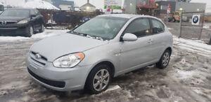 2009 Hyundai Accent AUTOMATIC GLS BAS KM GARANTIE 1 ANS