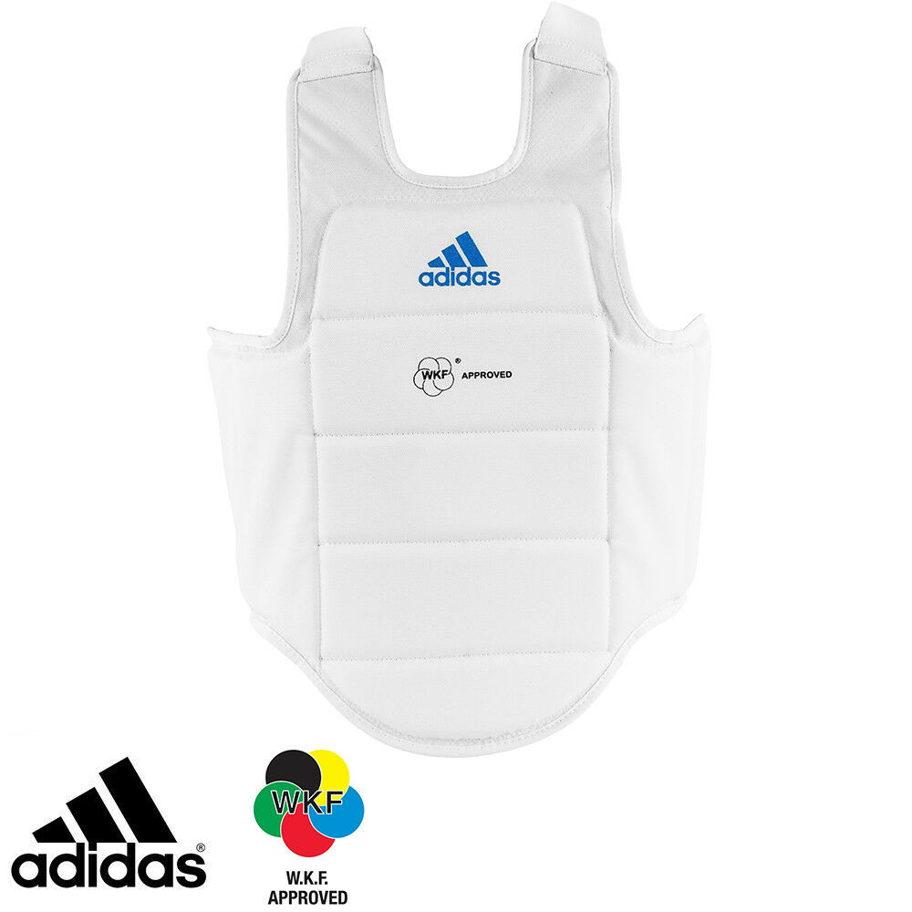 Adidas Karate WKF Approved Sparring Body Predector