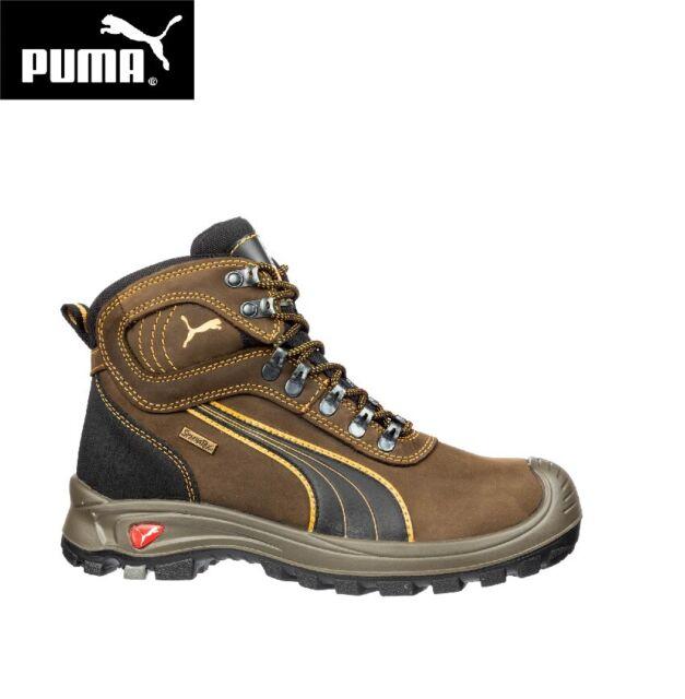 Details zu Puma SIERRA NEVADA Mid S3 HRO SRC Sicherheitsschuhe Gr. 39 48 63.022.0
