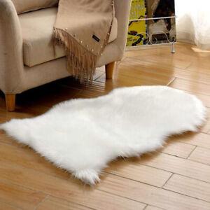 New Fluffy Rug Faux Fur Floor Rugs