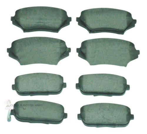 FRONT AND REAR  BRAKE DISC PADS SET FOR MAZDA MX5 MK3 1.8 2.0  2005-2010 MINTEX