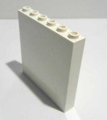 1 x LEGO® 59349 City.Paneele,Fenster,Zubehöhr Element in weiss 1x6x5 Neuware