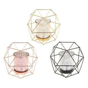 1pc-Nordic-Style-3D-Geometric-Candlestick-Metal-Candle-Holder-Wedding-Home-Decor
