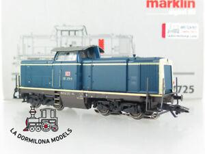 CS30-AC-DIGITAL-MARKLIN-37725-Dieselkleinlokomotive-Koff-6641-der-DB-OVP